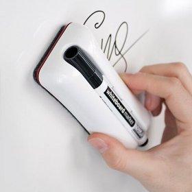 Губка магнитная c маркером DUO AS125