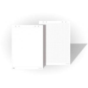Блок для флипчарта чистый 10 листов 55х83 B02/10/M
