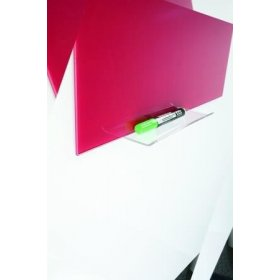 Акриловая полочка для стеклянных досок AS126