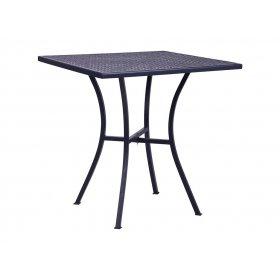 Стол Арас hy-t049 сталь сетка рm-003 темно серый 7547