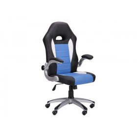 Кресло Run blue