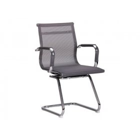 Кресло Slim Net CF (XH-633C) серый