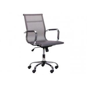 Кресло Slim Net LB (XH-633B) серый