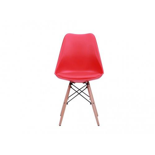 Стул Aster Wood Пластик Красный