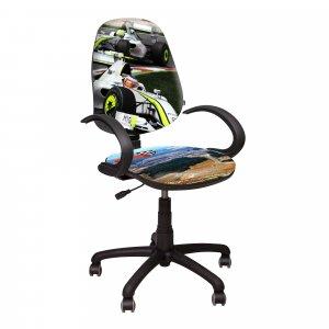 Кресло Поло 50-5 Дизайн №2 Гонки