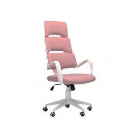 Кресло Spiral White Pink