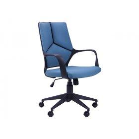Кресло Urban LB черный/синий
