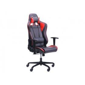Кресло VR Racer Shepard черный/красный