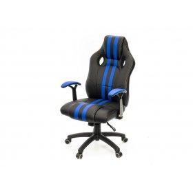 Кресло Гурон PL SR чёрно-синий