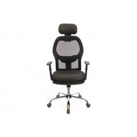 Кресло Сиона CH SR(L) чёрный