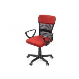 Кресло Тезия PL PR красный