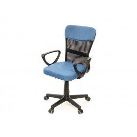Кресло Тезия PL PR синий
