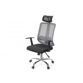 Кресло Сити CH SR серый