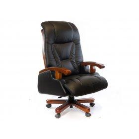 Кресло Деваро EX RL чёрный
