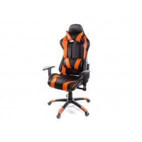 Кресло Хорнет PL RL оранжевый