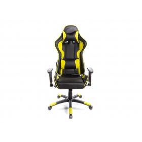 Кресло Хорнет PL RL жёлтый