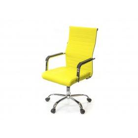 Кресло Кап FX СН TILT жёлтый