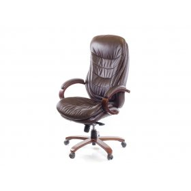 Кресло Валенсия Soft EX MB кожа цветной