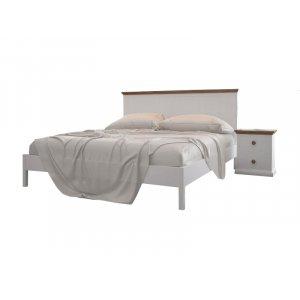 Деревянная кровать Кантри 90х200
