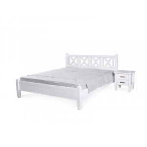 Кровать из ольхи Прованс 140х200