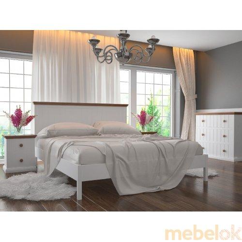 Спальня Кантри (ольха)