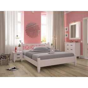 Деревянная кровать Прованс 160х200