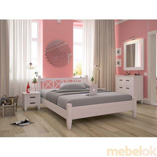 Кровать Прованс 100х200