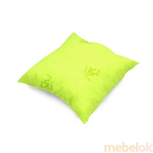 Подушка шариковый силикон, поликотон 40х40