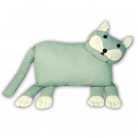 Игрушка-подушка Кот голубой