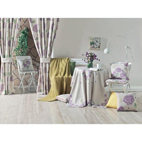 Комплект текстиля Лиловая гортензия