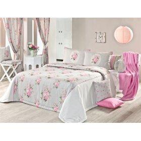 Комплект для спальни Мария Антуанетта 240х240 (покрывало и наволочки)