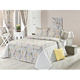 Комплект для спальни Лучистые ромашки 260х260 (покрывало и наволочки)