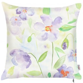 Декоративная подушка Flowers forever-2 43х43