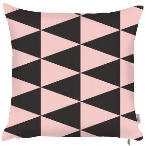 Декоративная подушка Scandi rose-2 43х43