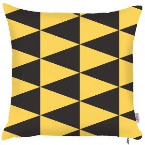 Декоративный чехол Yellow scandi 43х43