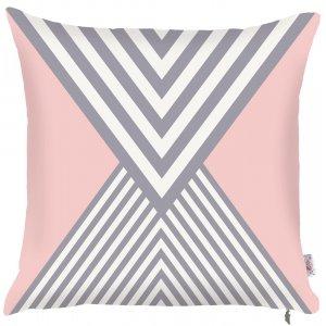 Декоративная подушка Scandi rose-3 43х43