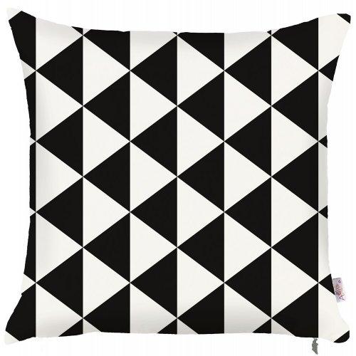 Декоративная подушка Scandi black-2 43х43