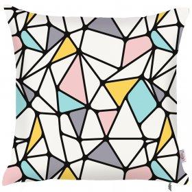 Декоративная подушка Scandi mint-3 43х43