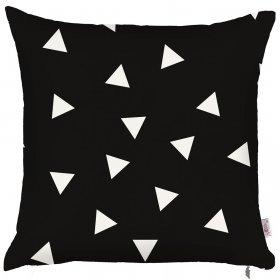 Декоративная подушка Scandi black-3 43х43
