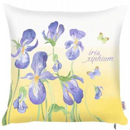 Декоративная подушка Iris 43х43
