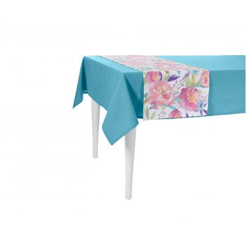 Дорожка на стол Flowers forever 40х140