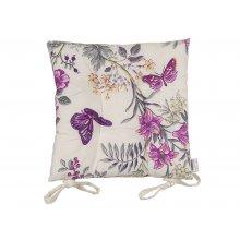 Подушка на стул Butterfly 43х43