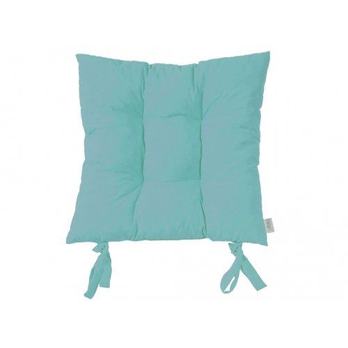 Подушка на стул Голубая лагуна 43х43