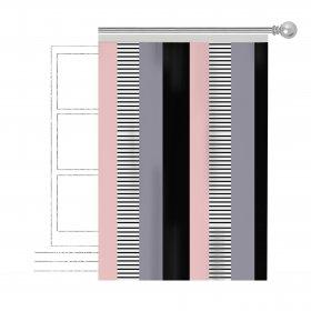 Шторы с рисунком Аполена Текстиль, Производство Турция: купить, цены в магазине МебельОК