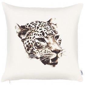Подушка Леопард 45х45