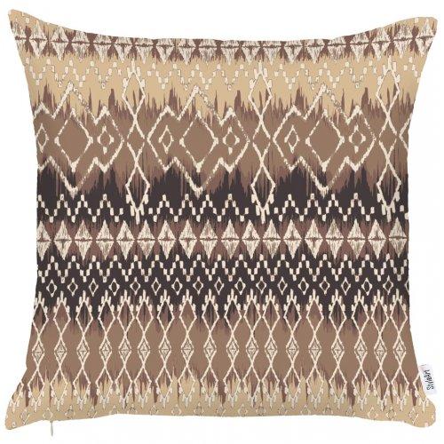 Подушка Орнамент Сахары 45х45