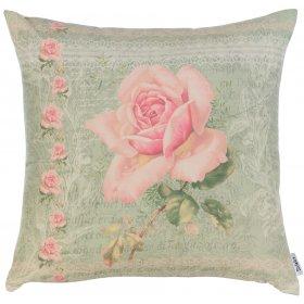 Подушка Нежные розы-6 45х45