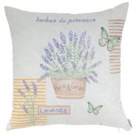 Подушка Прованс в цветах-3 43х43