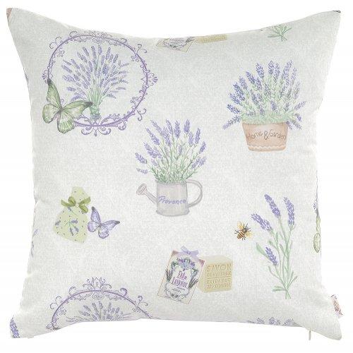 Подушка Lavender-3 43х43