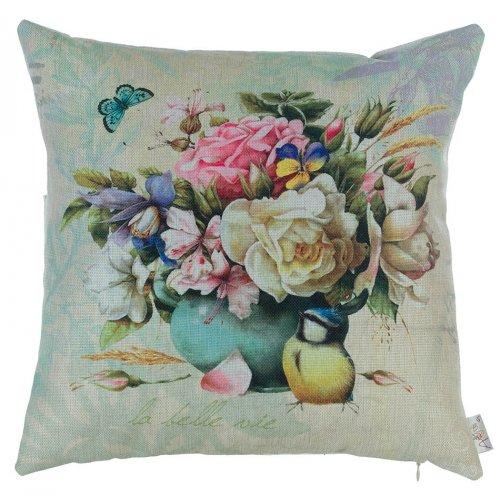 Декоративный чехол Цветочный натюрморт-2